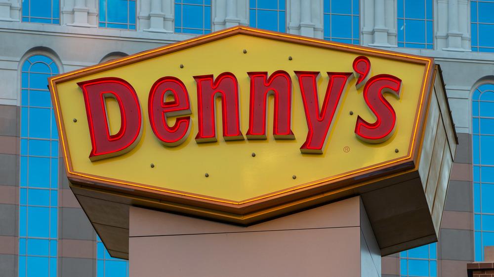 The Denny's logo