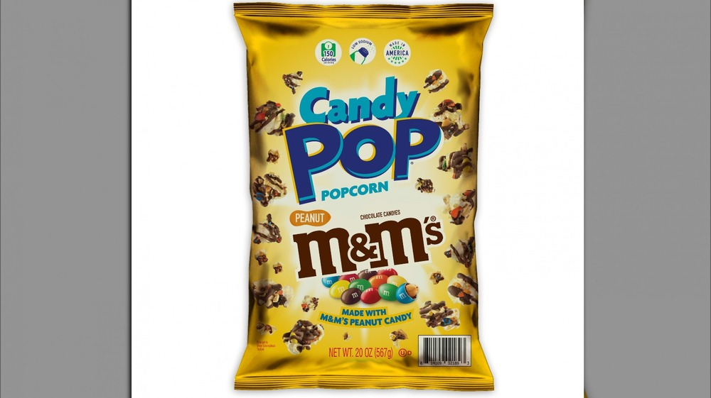 Candy Pop M&Ms shiny bag