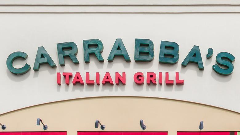 carrabba's sign