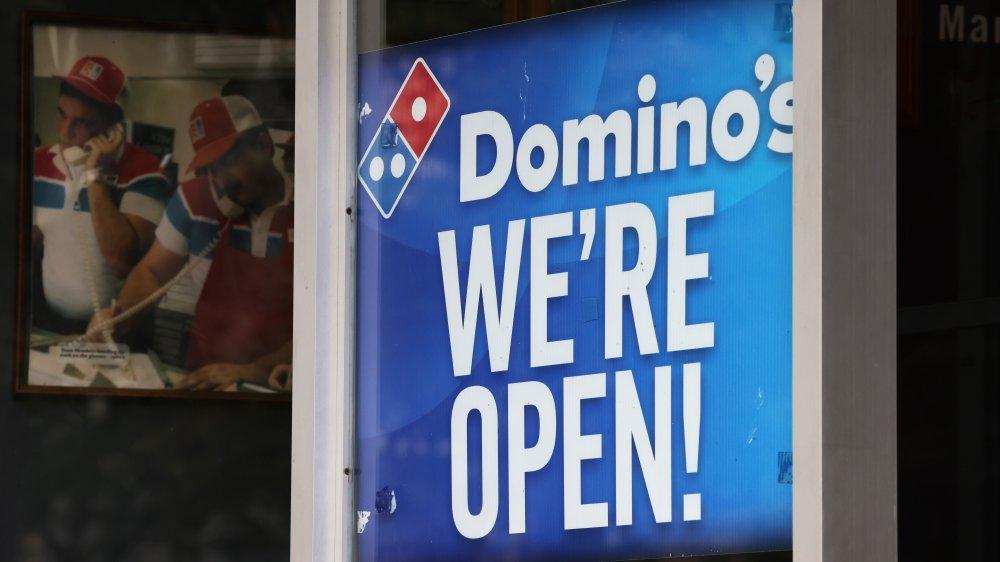 Dominos menu items ranked worst to best