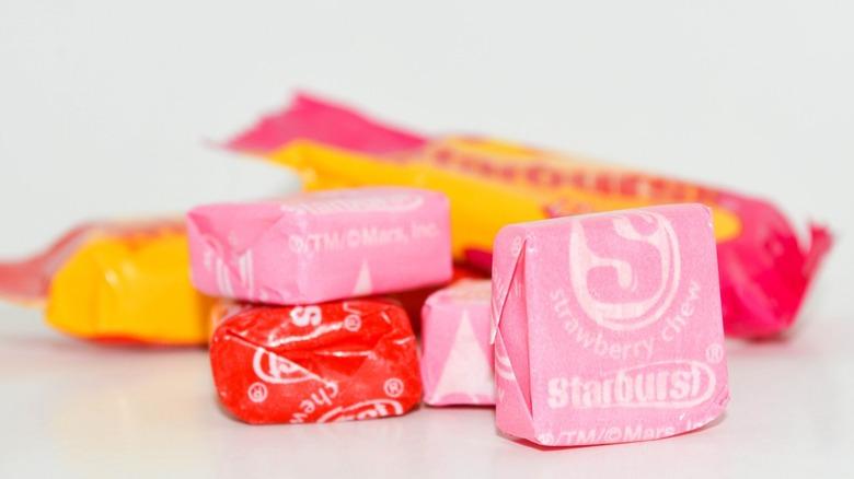 starburst chews