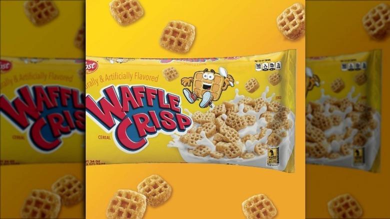 New Waffle Crisp Cereal