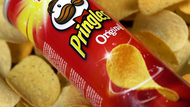 Pringles chips, original