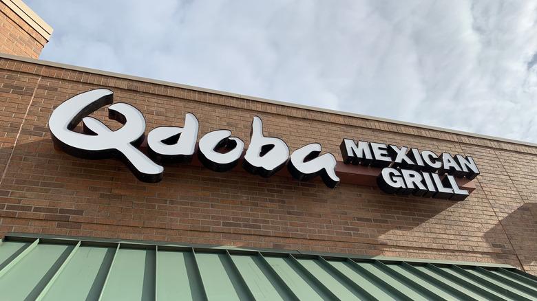 Qdoba Mexican Grill exterior