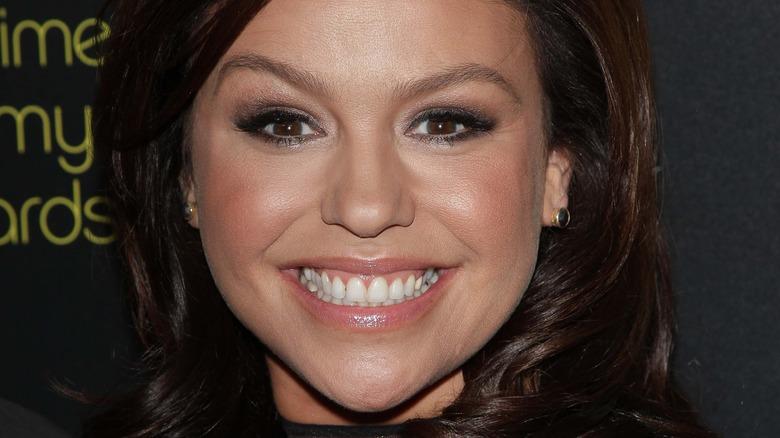 Rachael Ray smiling