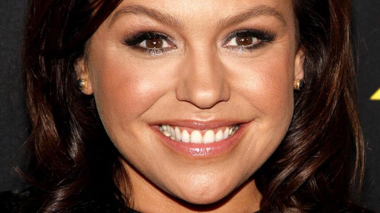 Rachel Ray smiling