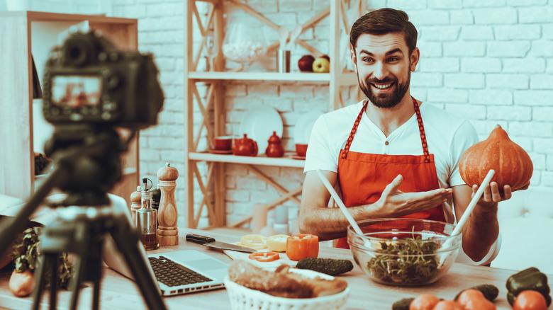 Blogger Chef