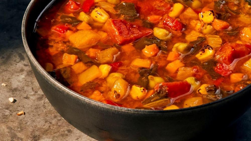 Panera 10 vegetable soup