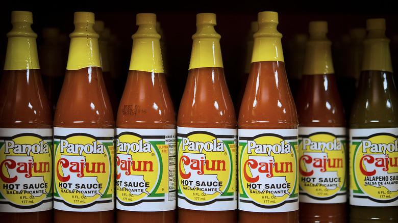 Cajun Brand Hot Sauces