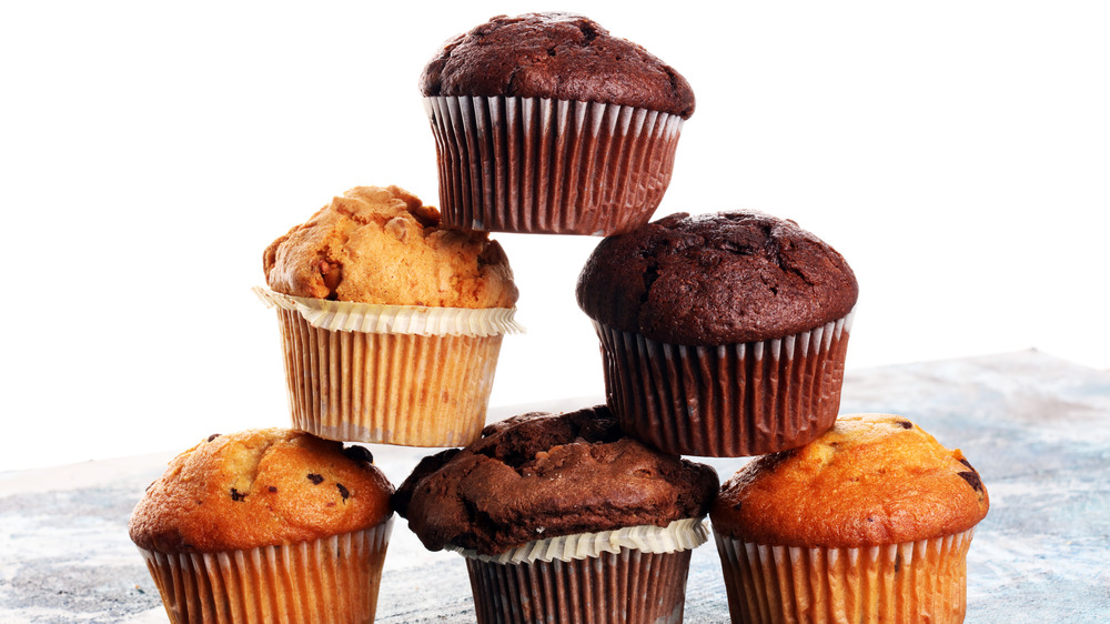 are muffins healthy?