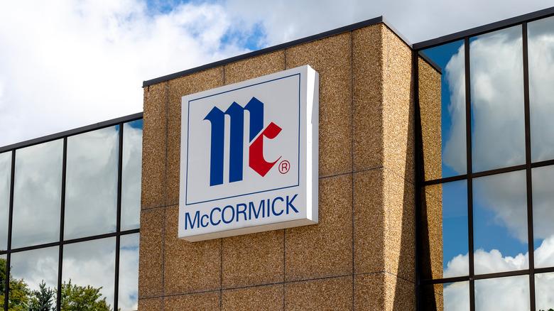 McCormick Sign