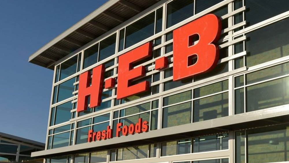 H-E-B grocery stores