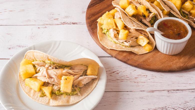 5-ingredient Costco tacos
