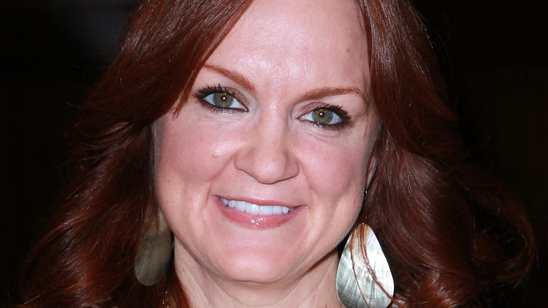 Ree Drummond smiles in close-up