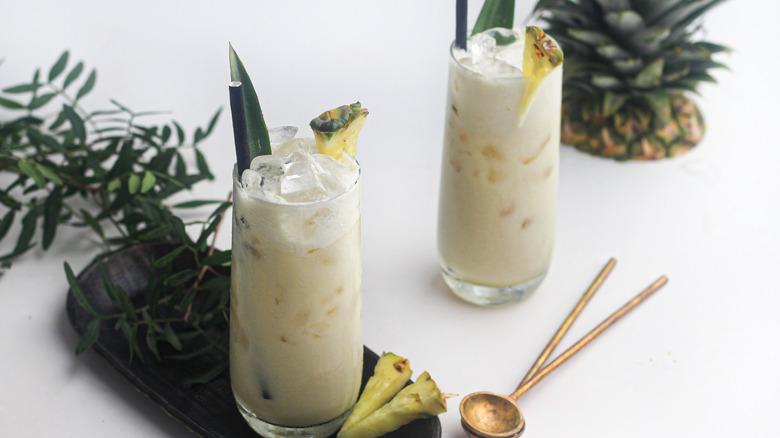 Coconut Cream Mocktail