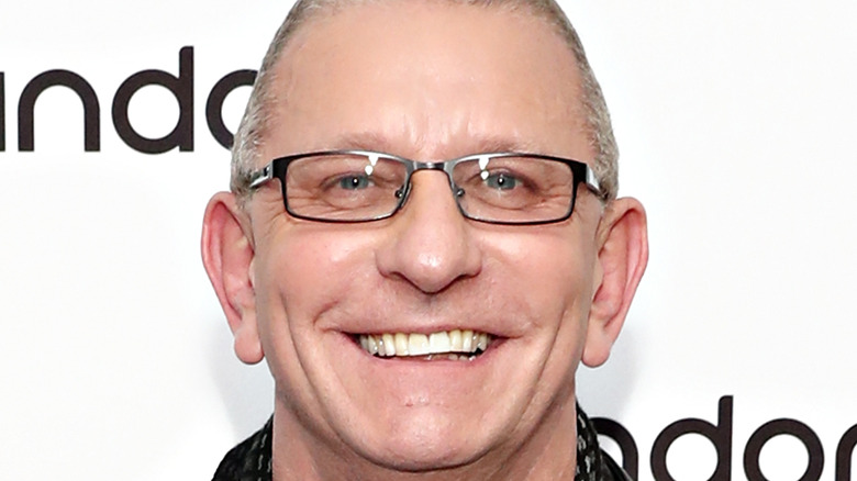 Chef Robert Irvine smiling
