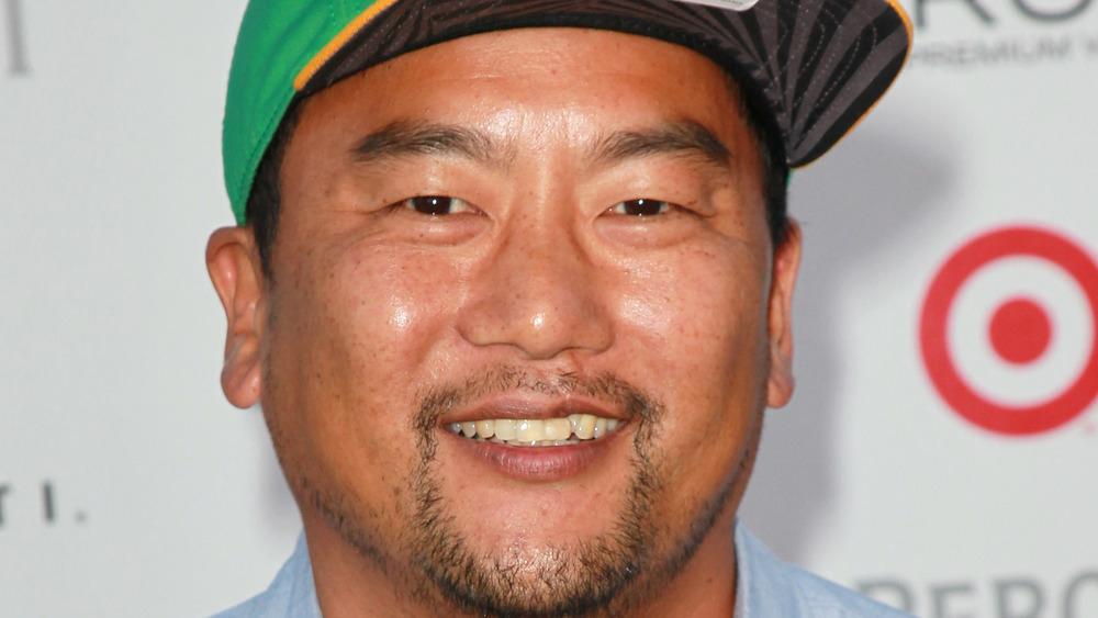 Roy Choi smiling