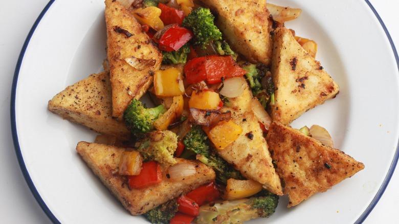 Salt And Pepper Tofu Recipe