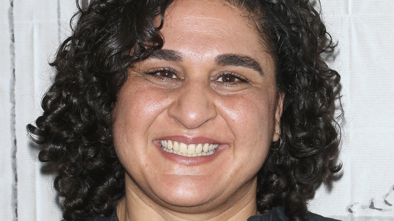 headshot of Samin Nosrat