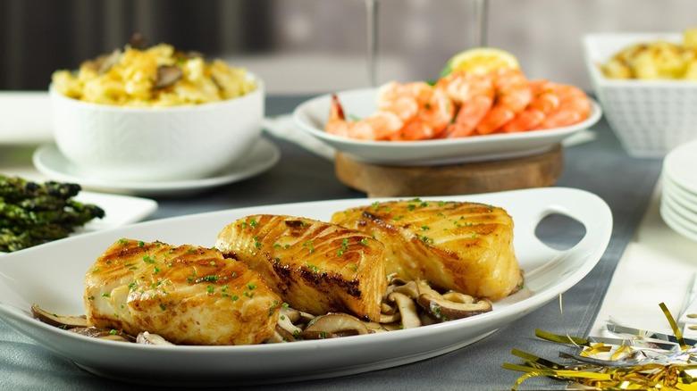 eddie V's seafood