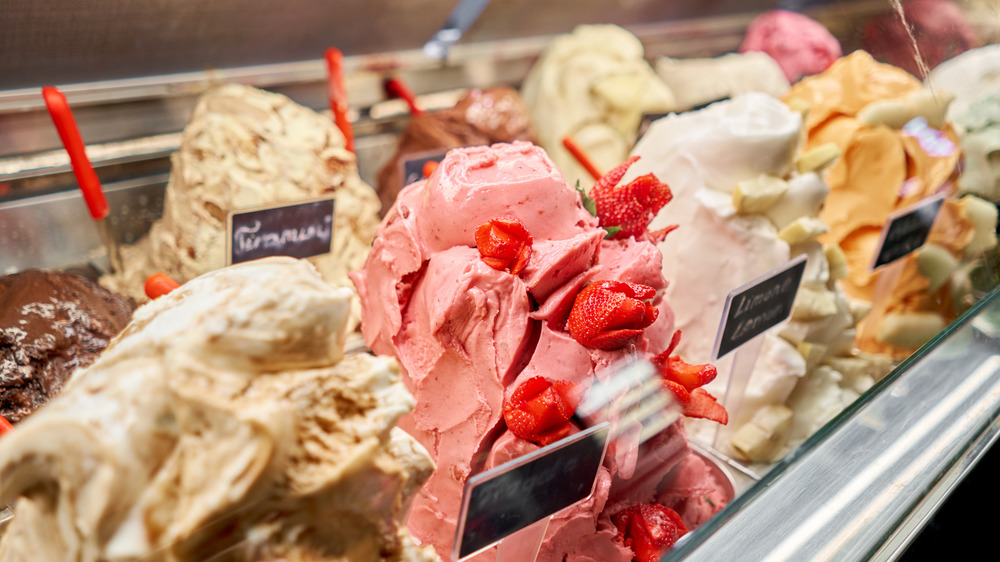 fake gelato