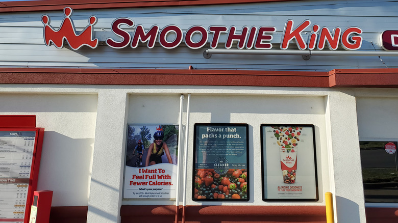 Smoothie King location