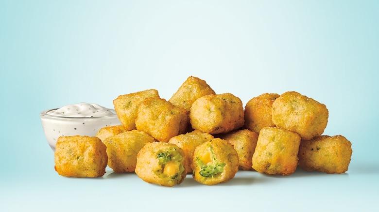 Sonic Broccoli Cheddar Tots