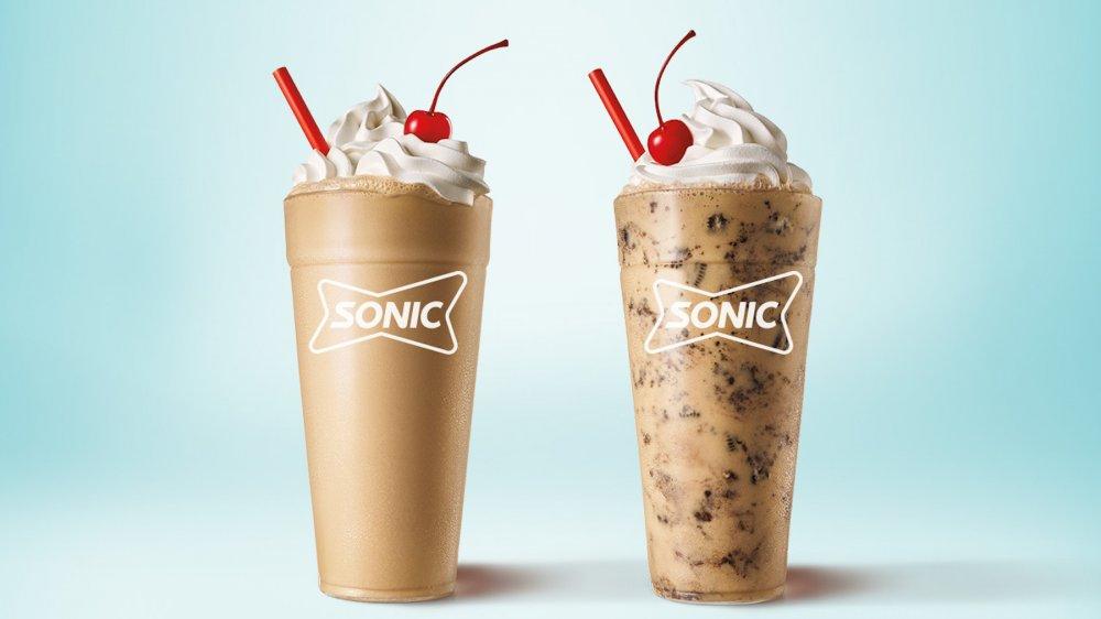 Sonic Espresso Shakes