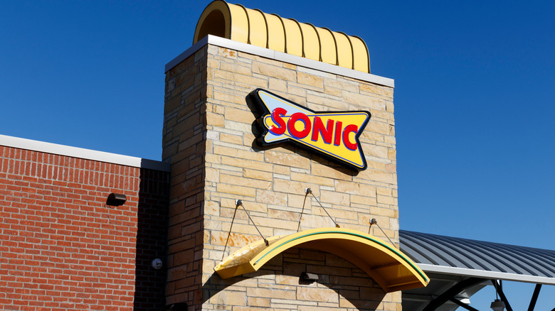Sonic Drive-In location