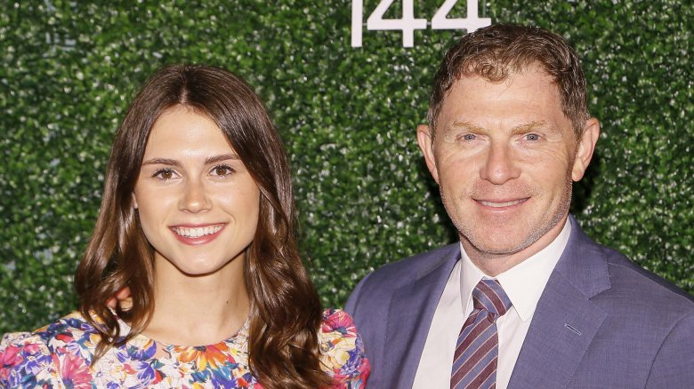 Sophie Flay and Bobby Flay