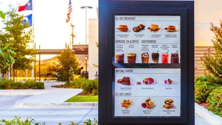Starbucks branch register