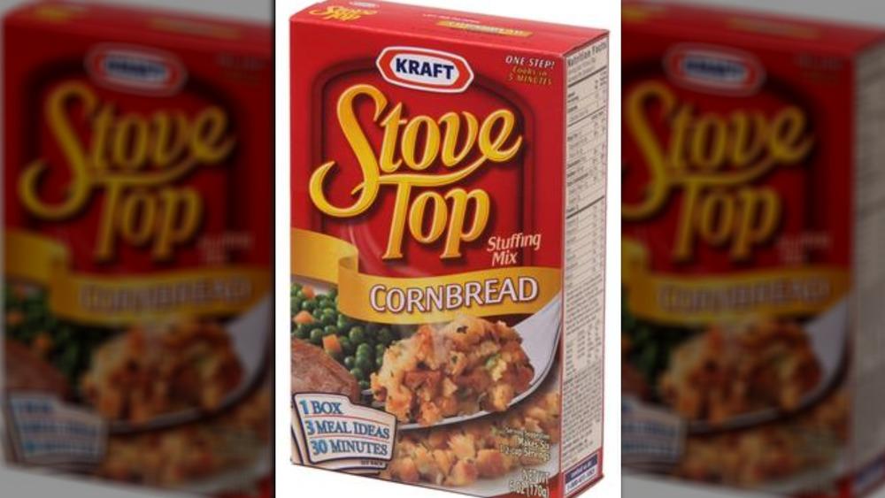 Stove top cornbread stuffing