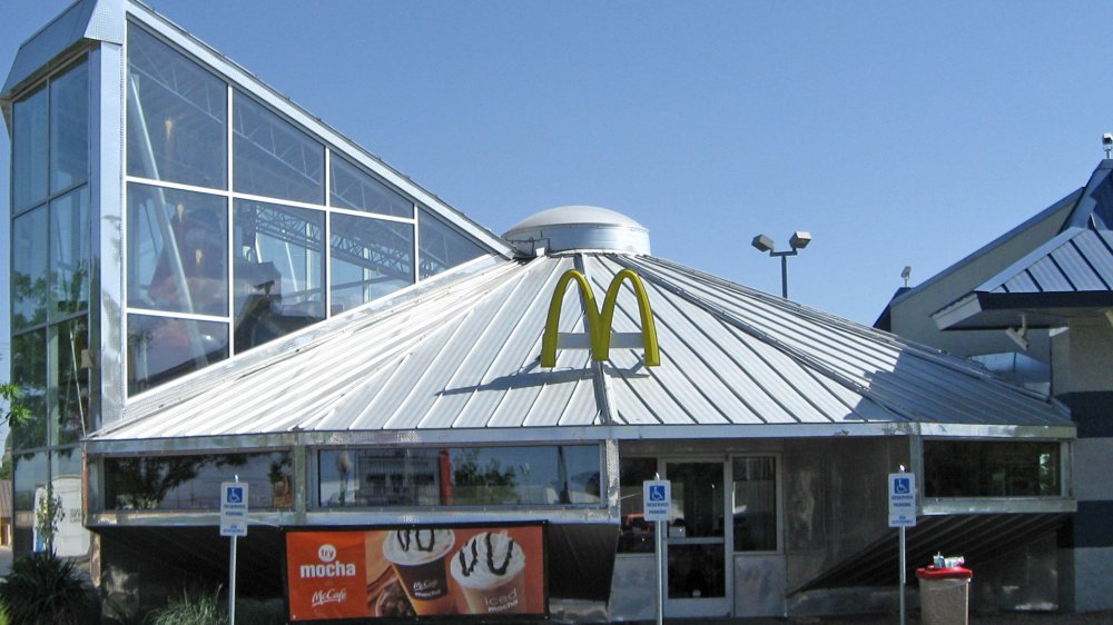 McDonald's in Roswell, New Mexico