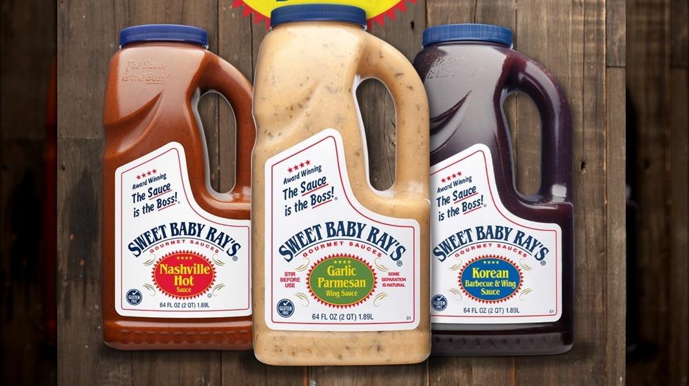 Sweet Baby Ray's new sauce trio