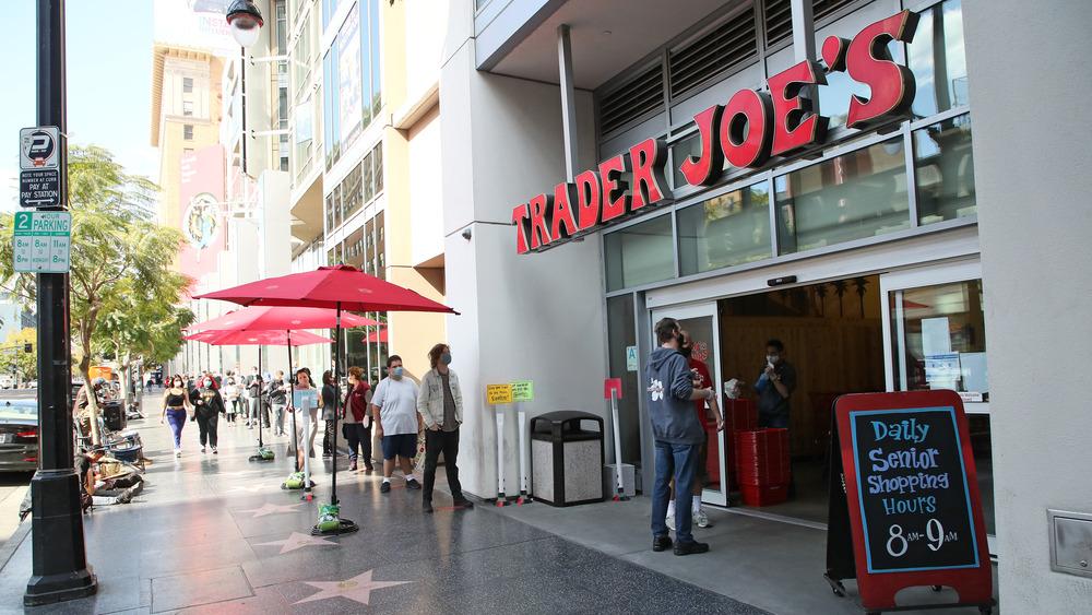 trader joe's in Hollywood California