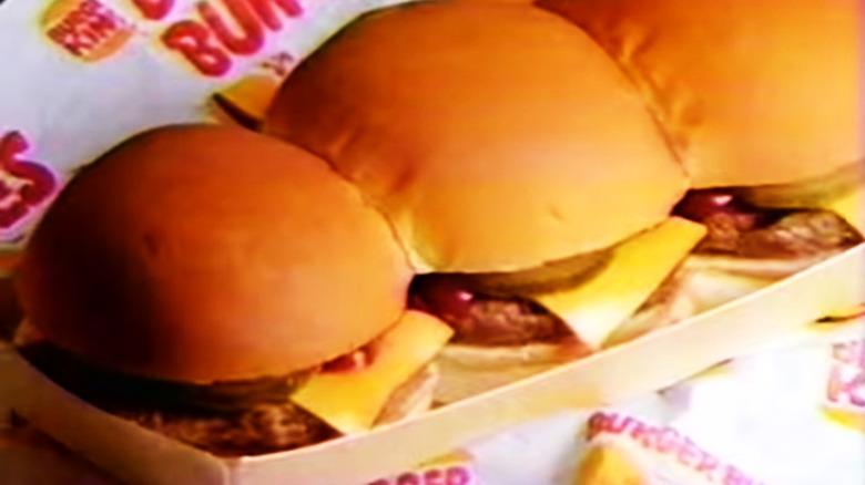 Burger King Burger Bundles sliders