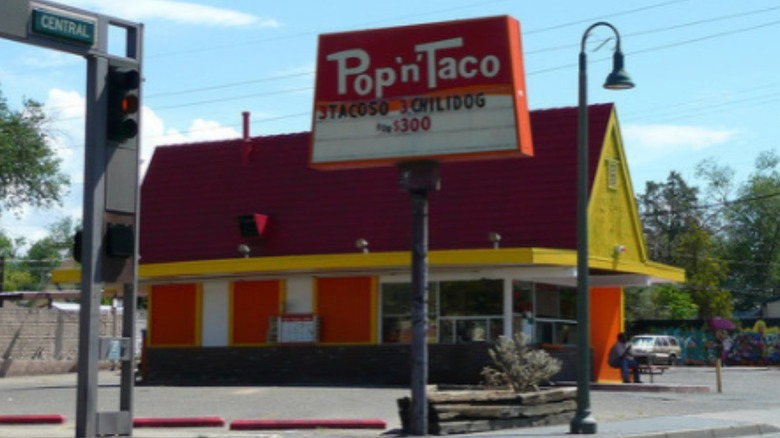 Pup N Taco forgotten fast food chain