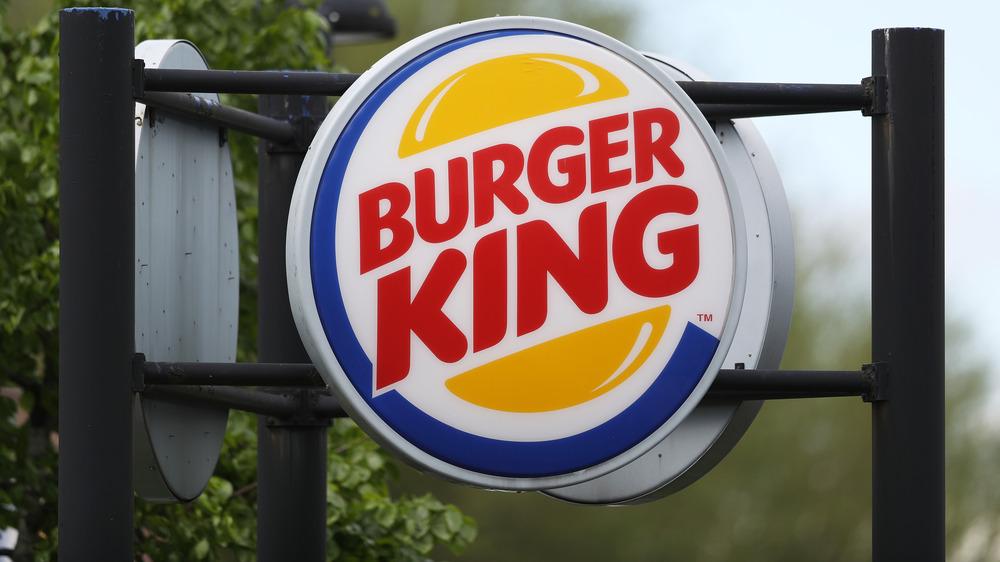 The Burger King logo
