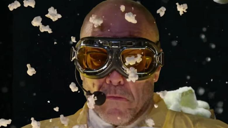 Alton Brown popcorn music video