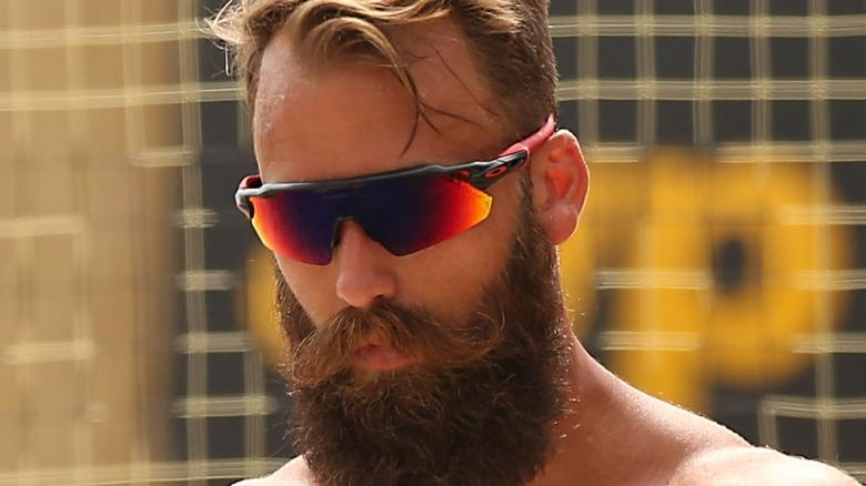 Maddison McKibbin in sunglasses