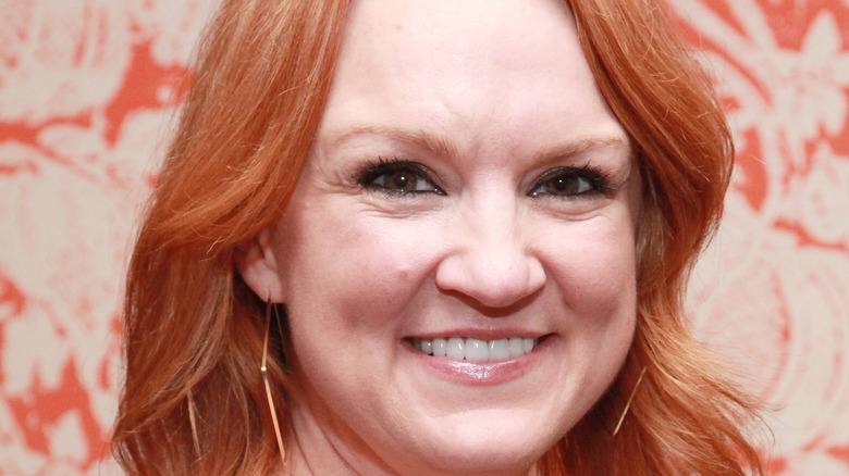 Close up of Ree Drummond smiling