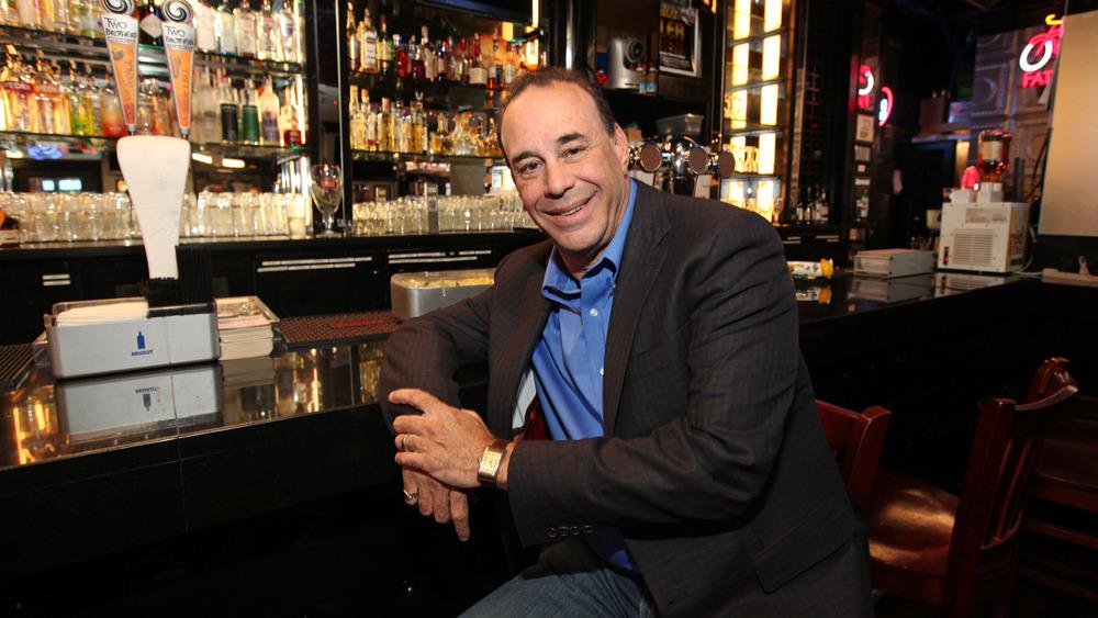 Jon Taffer seated at bar