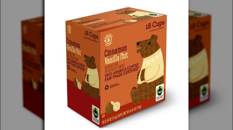 Barissimo K-Cup coffee cups