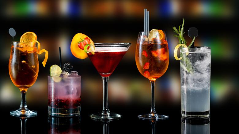 cheap mixed drinks
