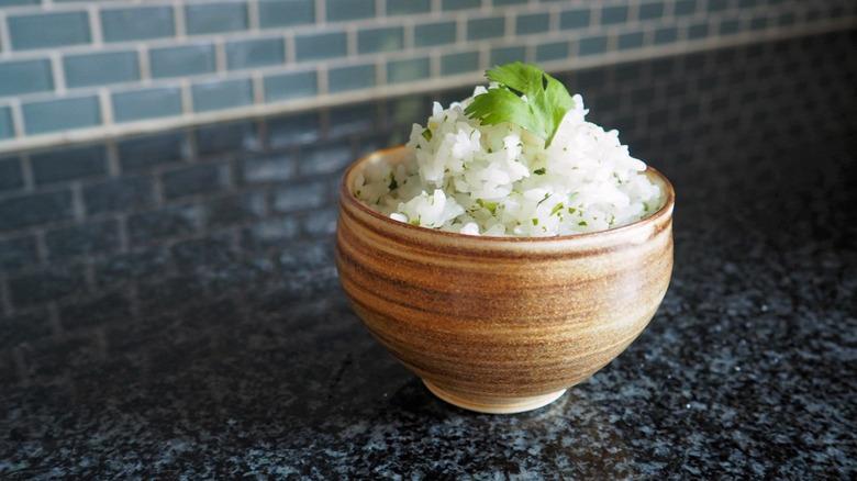 Chipotle rice copycat recipe