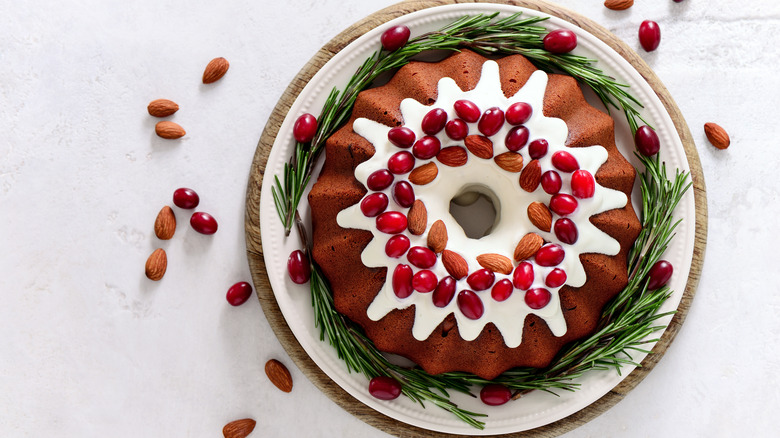 best Christmas cakes from around the world