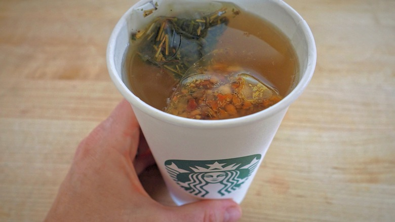 Starbucks medicine ball copycat recipe