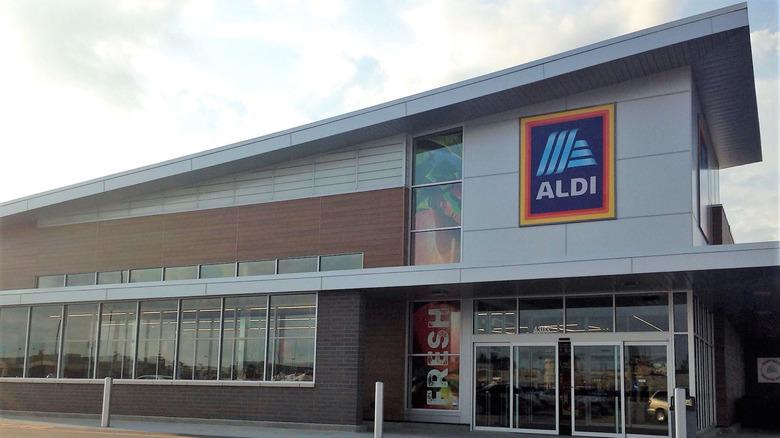 Aldi store in North Dakota