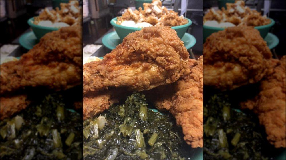 Alabama: Martin's Restaurant's fried chicken