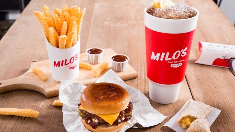 Milo's Original Burger Shop
